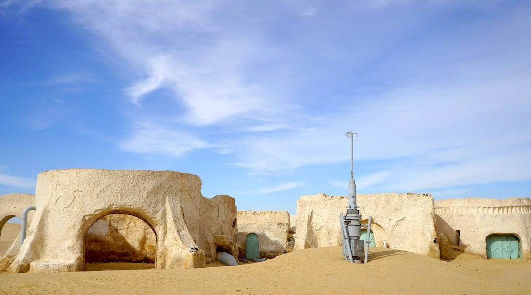 Following the Tracks of the Skywalkers – Star Wars Sets in Tunisia